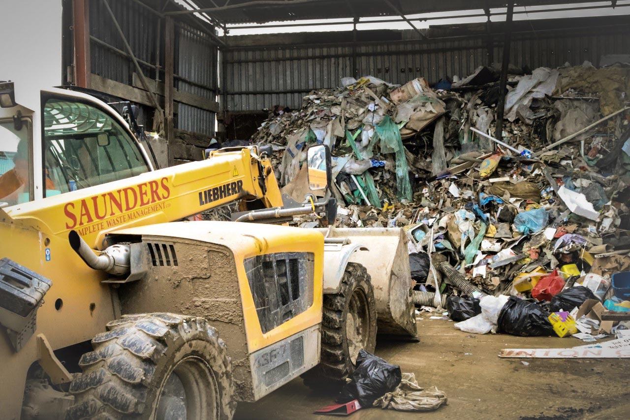 Saunders Complete Waste Management